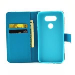 puzdro pre mobil LG G5 - ohnivá láska - 7