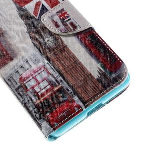 Peněženkové pouzdro na Microsoft Lumia 950 - Big Ben - 7