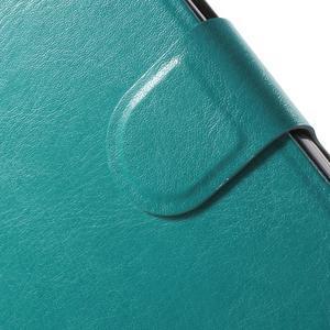 Horse Peňaženkové puzdro pre Microsoft Lumia 950 XL - modré - 7