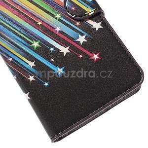 Zapínacie peňaženkové puzdro Huawei Y635 - meteor - 7