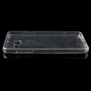 Gélový obal 2v1 pro zadní kryt a displej pre Samsung Galaxy A5 (2016) - transparentný - 7