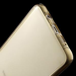 Gélový obal 2v1 pro zadní kryt a displej pre Samsung Galaxy A5 (2016) - zlatý - 7