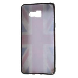 Obal s motivem na mobil Samsung Galaxy A5 (2016) - UK vlajka - 7