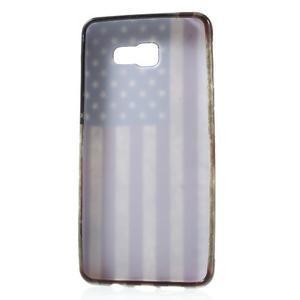 Obal s motívom pre mobil Samsung Galaxy A5 (2016) - US vlajka - 7