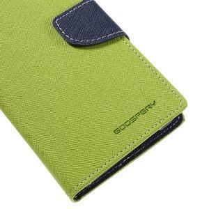 Fancy puzdro pre mobil Samsung Galaxy A5 (2016) - zelené - 7