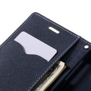 Goosper PU kožené puzdro pre Samsung Galaxy S7 - zelené - 7