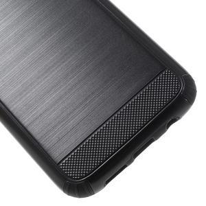 Odolný dvoudílný obal na Samsung Galaxy S7 edge - černý - 7
