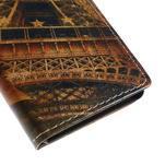 Peňaženkové puzdro pre Sony Xperia M4 Aqua - Eiffel - 7/7