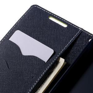 Mercur peněženkové pouzdro na Sony Xperia Z5 - zelené - 7