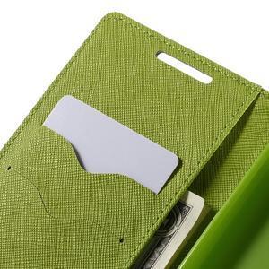 Mercur peněženkové pouzdro na Sony Xperia Z5 - tmavěmodré - 7