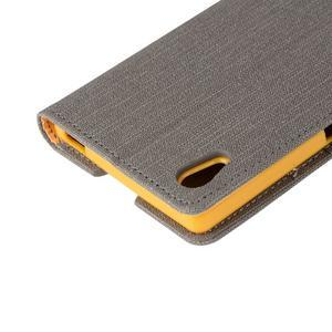 Dualis pouzdro na mobil Sony Xperia Z5 - šedé - 7