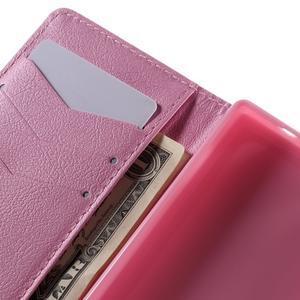 Diary peněženkové pouzdro na Sony Xperia Z5 Compact - ptáčci - 7