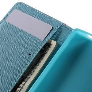 Wally Peňaženkové puzdro pre Sony Xperia Z5 Compact - kamufláž - 7
