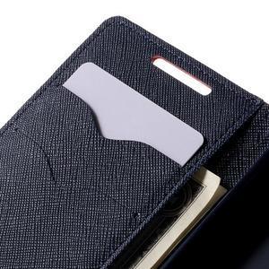 Fancy PU kožené puzdro pre Sony Xperia Z5 Compact - červené - 7