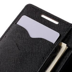 Fancy PU kožené puzdro pre Sony Xperia Z5 Compact - hnedé - 7
