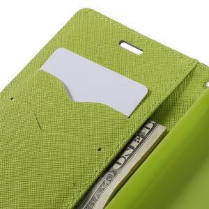 Diary PU kožené pouzdro na mobil Xiaomi Redmi 3 - tmavěmodré - 7