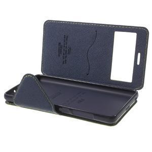 Diary view peněženkové pouzdro na Xiaomi Redmi 3 - zelené - 7