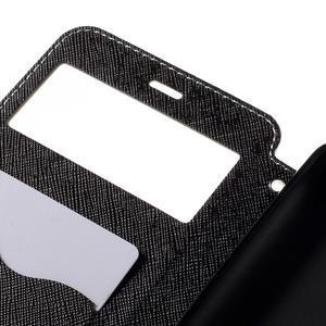 Diary pouzdro s okýnkem na mobil Xiaomi Redmi Note 3  - bílé - 7