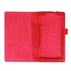 Dvojpolohové puzdro pre tablet Lenovo Tab 2 A7-20 - červené - 7