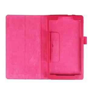 Dvojpolohové puzdro pre tablet Lenovo Tab 2 A7-20 - rose - 7