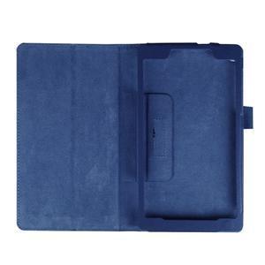 Dvojpolohové puzdro pre tablet Lenovo Tab 2 A7-20 - tmavomodré - 7