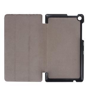 Trifold polohovatelné puzdro pre Lenovo Tab 2 A7-20 - rose - 7