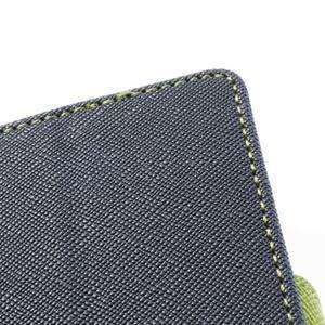 Diary puzdro na mobil Samsung Galaxy S Duos / Trend Plus - tmavomodré - 7