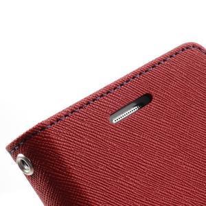 Diary puzdro pre mobil Samsung Galaxy S Duos / Trend Plus -  červené - 7