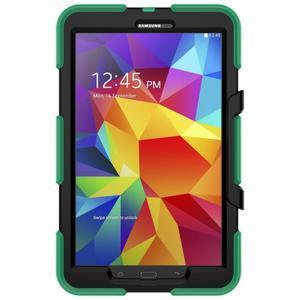 Armory 3v1 odolný obal pre tablet Samsung Galaxy Tab A 10.1 (2016) - tmavozelený - 7
