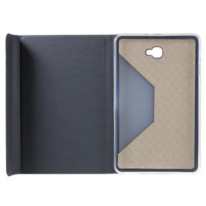 Flippy štýlové puzdro na Samsung Galaxy Tab A 10.1 (2016) - coffee - 7
