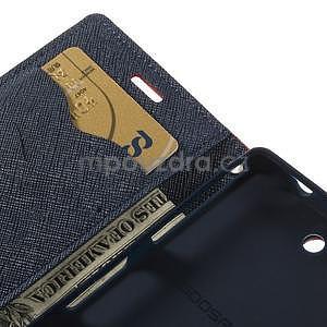 Diary peněženkové pouzdro na mobil Sony Xperia Z3 Compact - červené - 7