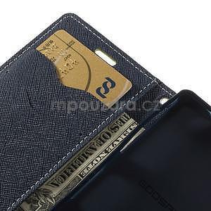Diary peněženkové pouzdro na mobil Sony Xperia Z3 Compact - zelené - 7