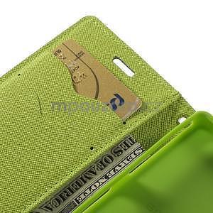 Diary peněženkové pouzdro na mobil Sony Xperia Z3 Compact - tmavěmodré - 7