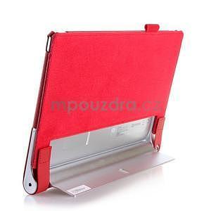 Ochranné puzdro pre Lenovo Yoga Tablet 2 10.1 - červené - 7