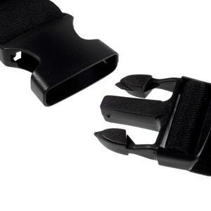 Športové kapsička pres pas na mobily do rozmerov 149 x 75 mm - červené - 7