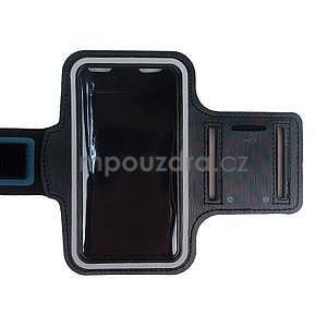 Gyms puzdro na behanie pre mobily do 143 x 70 mm - čierne - 7