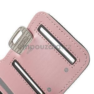 Jogy bežecké puzdro na mobil do 125 x 60 mm - ružové - 7