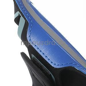 Jogy bežecké puzdro na mobil do 125 x 60 mm - modré - 7