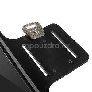 Gymfit športové puzdro pre telefón do 125 x 60 mm - čierne - 7