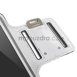 Gymfit športové puzdro pre telefón do 125 x 60 mm - biele - 7