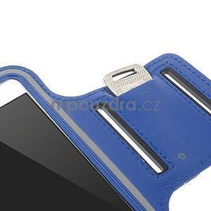 Gymfit športové puzdro pre telefón do 125 x 60 mm - tmavomodré - 7
