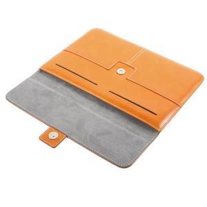 Business univerzálne puzdro pre tablet do rozmerov 226 x 149 mm - oranžové - 7