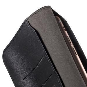 Univerzálne puzdro pre mobil do 175 x 80 x 10 mm - čierne - 7