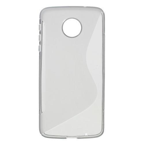 faf0dd56b S-line gélový obal pre mobil Lenovo Moto Z - sivý - Mpuzdra.sk