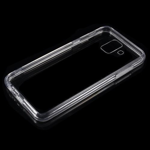 Crystal gélový kryt na Samsung Galaxy A6 (2018) - priehľadný - 1. Loading  zoom 5ebded41acc