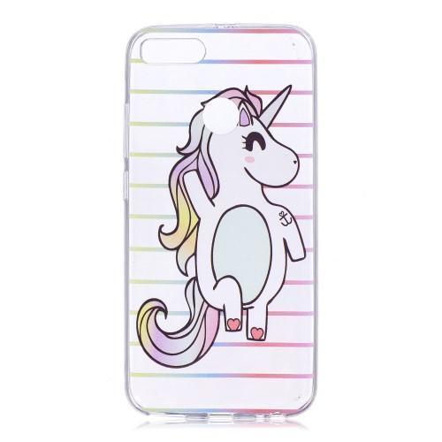 Printy gélový obal na mobil Xiaomi Mi A1 - unicorn - Mpuzdra.sk acd4d8cf7c3