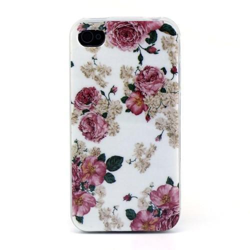 Emotive gélový obal pre mobil iPhone 4 - kvetiny - Mpuzdra.sk 736f6b51dcd