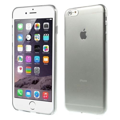 Ultra slim lesklý gélový obal pre iPhone 6 Plus a 6s Plus - sivý ... ff4ff57b1e7