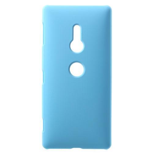 3a5b007710c Rubbi pogumovaný plastový obal na Sony Xperia XZ2 - svetlomodrý - 1.  Loading zoom