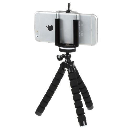 e552a2ddd Trojnožkový stativ pre mobilné telefony - čierny - Mpuzdra.sk